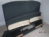 NEXT Brompton Bed Frame new unused queens size