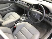 AUDI A6 1.9TDI 130BHP AUTOMATIC with 1 YEAR MOT - VERY GOOD RUNABOUT - LEATHER SEATS and SUNROOF