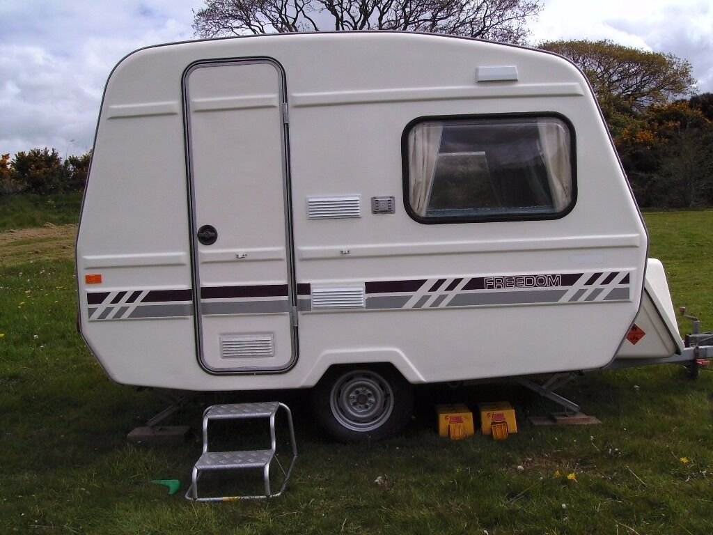 1993 Freedom Jetstream Touring 2 Berth Caravan In