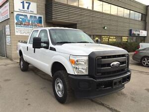 2012 Ford F-350 XL Crew Cab Short Box 4X4 Gas