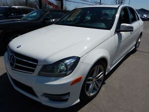 2014 Mercedes-Benz C-Class C300 4MATIC*XÉNONS*TOIT OUVRANT*FULL