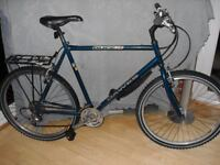 ADULTS GOOD QUALITY DAWES MOUNTAIN BIKE IN GOOD CONDITION.