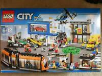 Lego city - city square