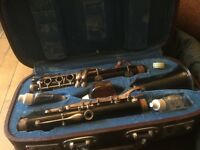 Clarinet original with case