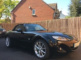 Immaculate Mazda MX5 2.00 Sports Tech Coupe Convertible