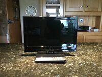 TECHWOOD 15 inch Flat Screen TV