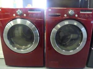 87 -   Laveuses Sécheuses Frontales LG TROMM  Frontload Washer Dryers