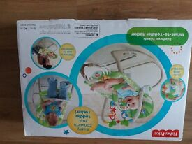 BRAND NEW - Fisher-Price rainforest friends Infant-to-Toddler Rocker and Seat