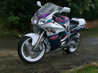 Yamaha FZR600r Foxeye PX/Swap ST1100
