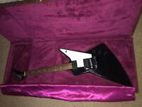 1997 Gibson Explorer Black