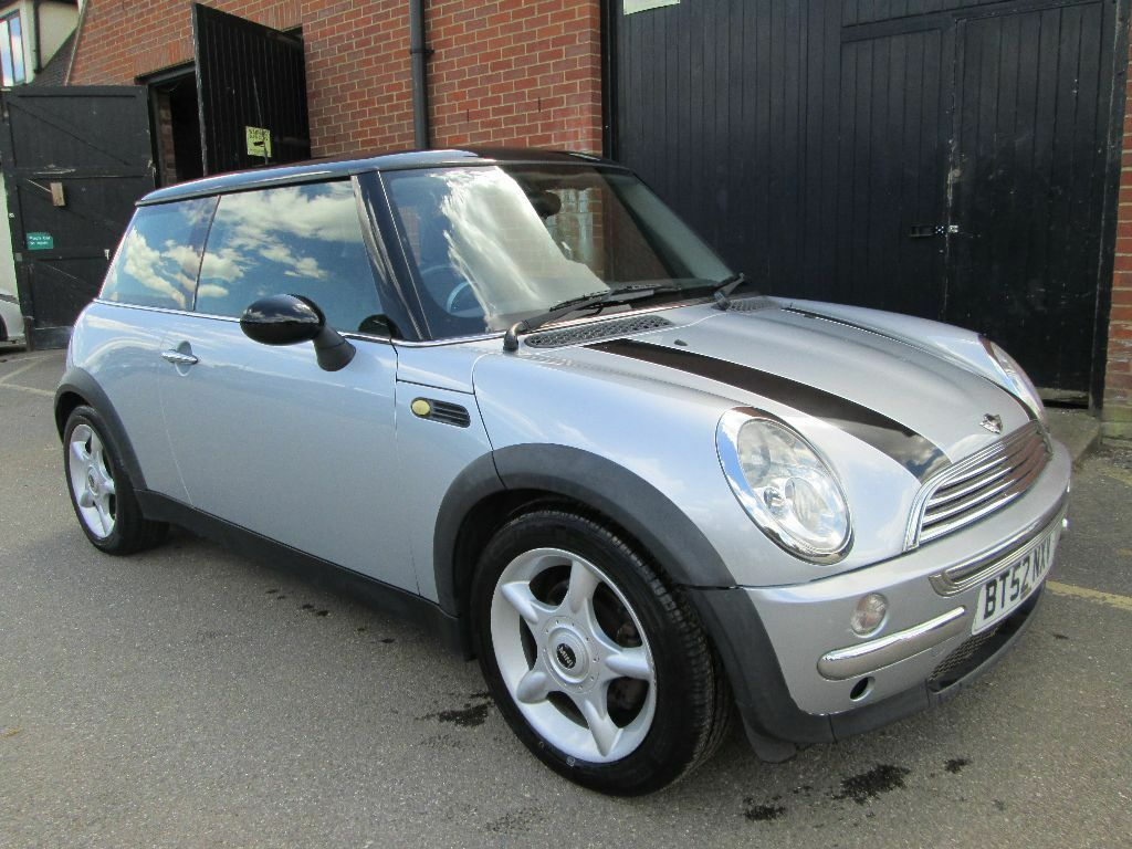 2002 52 mini cooper silver 90 000 miles part exchange available credit debit cards. Black Bedroom Furniture Sets. Home Design Ideas