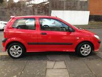 Hyundai Getz 1.1 low insurance -low mileage