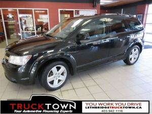 2009 Dodge Journey R/T WITH HEATED LEATHER