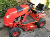 Countax ride on lawnmower