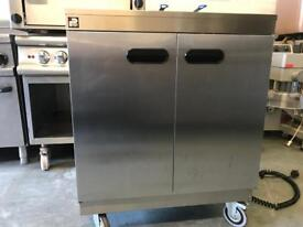 Hot cupboard party catering restaurant hotels pubs cafe equipments