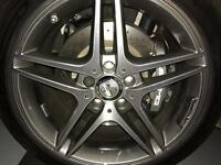 Mercedes c63 wheels