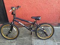 Un wanted bmx bike xmas present
