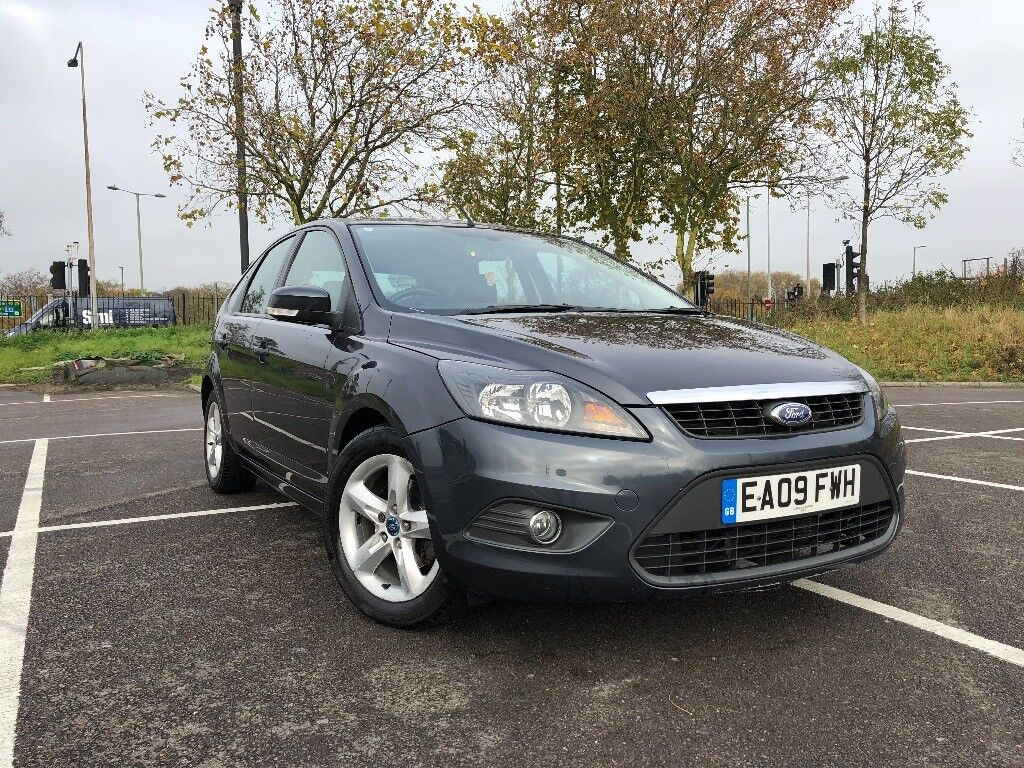 Ford Focus 1.6 Auto/ Like Astra/Golf/Audi A3