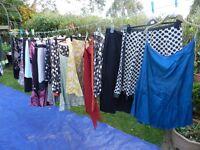 skirts, various sizes, 12,14,16