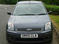 Ford Fusion 1.6 5dr full year mot low mileages
