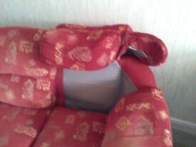 Sofas x 2