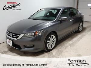 2014 Honda Accord Touring V6 - Loaded | Navigation | Honda Ce...