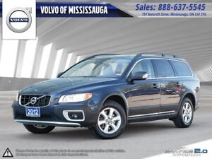 2012 Volvo XC70 3.2 AWD A Premier DEALER SERVICED, Clean Carproo