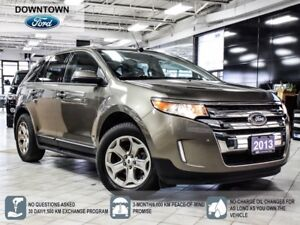 Ford Edge Sel Trade In   Eco Boost Clean Car