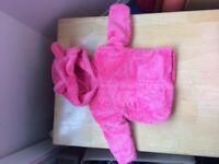 Baby fleece zip up 9-12 months - mothercare
