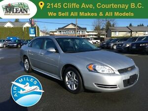 2011 Chevrolet Impala LT Remote Start Bluetooth
