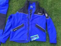 Preston jacket, bib & brace. £80