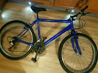 "Mountain Bike - 26"" Wheels - Full Size - Working"