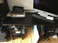 Wooden Desk - some scratches but good condition