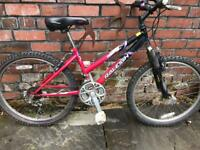 """Children's bike Raleigh Raptor 24"""" wheels"""
