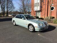 Jaguar s type v6 auto lpg converted