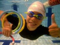 All level swimming lessons - London +/- 10 miles