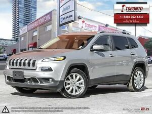 2015 Jeep Cherokee ***LIMITED***NAVIGATION***LUXURY GROUP***LOAD