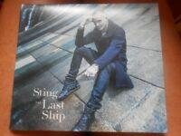STING - THE LAST SHIP - CD