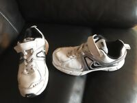 Boy's Nike trainers, size 13, smoke & pet free home, collection from Kingsteignton, £2