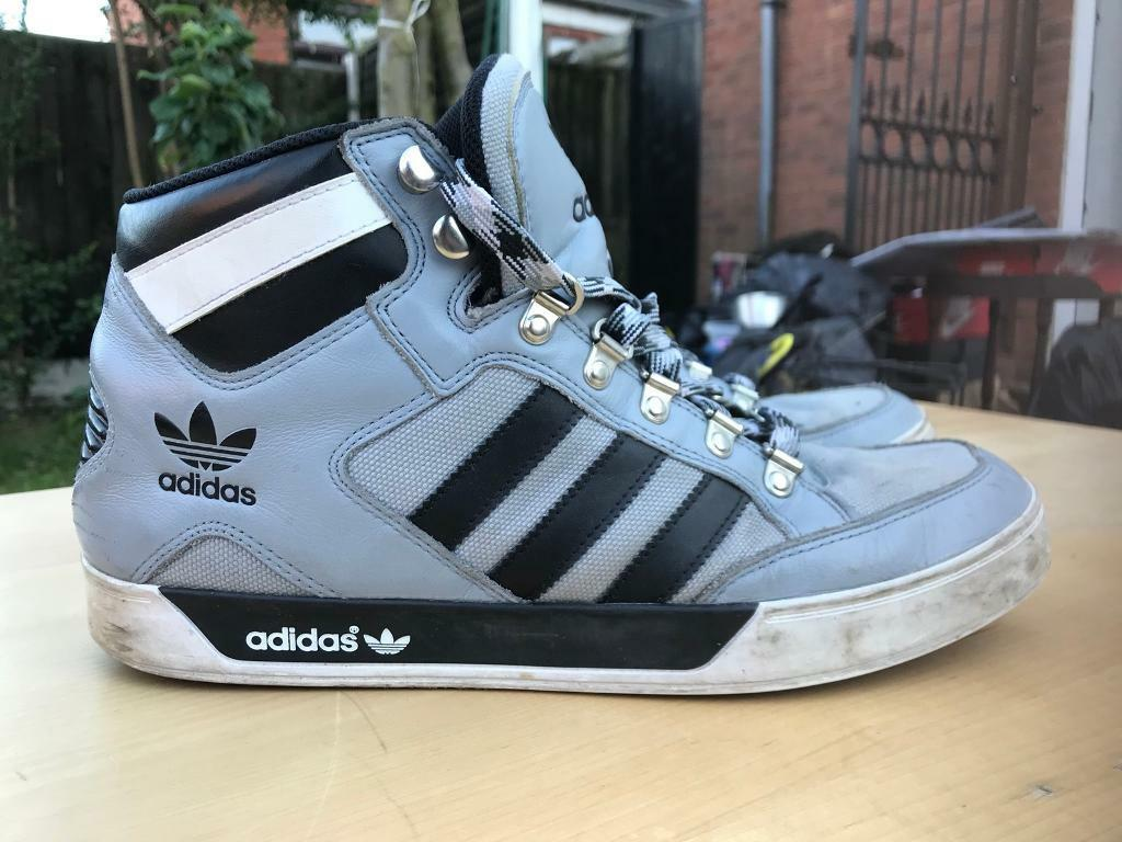 adidas trainers size 9.5