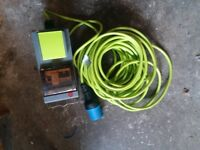 CAMPING MAINS ELECTRIC LEAD