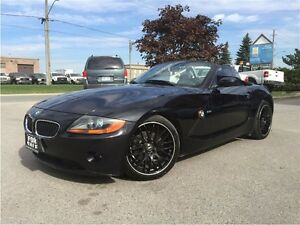 2003 BMW Z4 2.5i! CONVERTIBLE! BLACK ON BLACK!