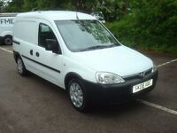 NO VAT £2695 1.7 DIESEL COMBO CREW VAN GREAT CONDITION 12 month MOT, Serviced prior to sale SEE PICS