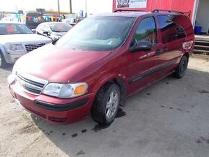 2004 CHEVROLET VENTURE LT EXT. Prince George British Columbia image 12