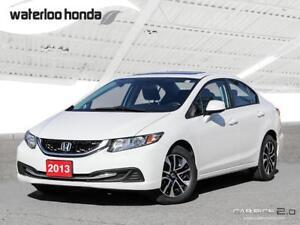 2013 Honda Civic EX Sold Pending Customer Pick Up...One Owner...