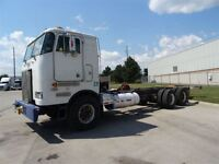 1997 Peterbilt 362 Heavy Spec Cabover Cab and Chassis