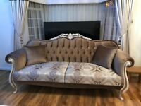 Sofa ,4 seater Sofa ,French Rococo style for,house ,office ,and business