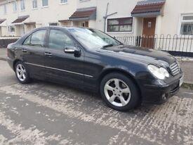 Mercedes C220 CDI Diesel PSVD FOR FULL YEAR