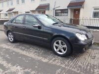 Mercedes C220 CDI Diesel PSVD FOR FULL YEAR