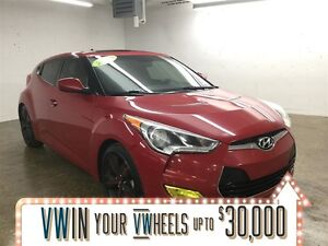 2013 Hyundai Veloster | Tech Package